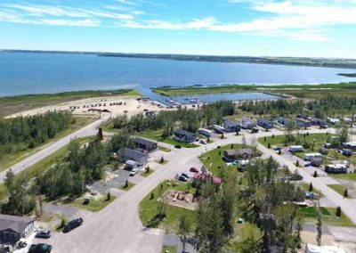 Sandy Point Lot Overview
