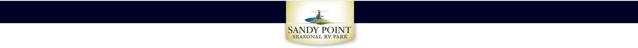 Sandy Point Seasonal RV Topper